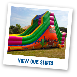 Inflatable Slides for Hire North Wales