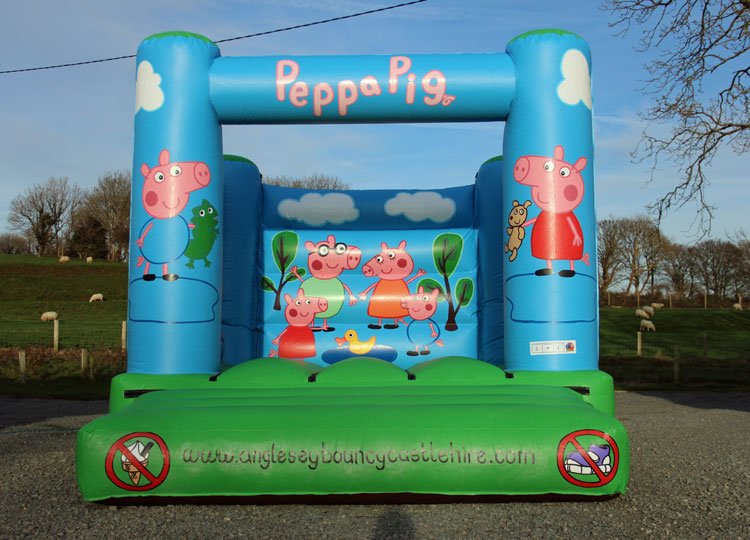 Pepper Pig Bouncy Castle