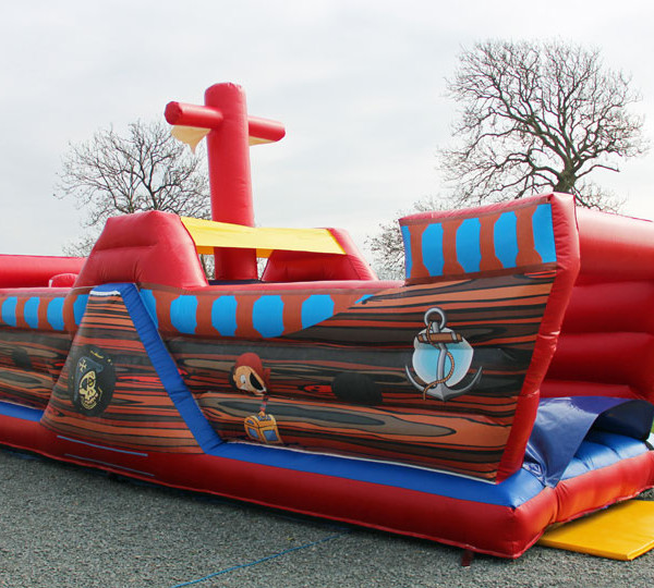 Pirate Inflatable Package