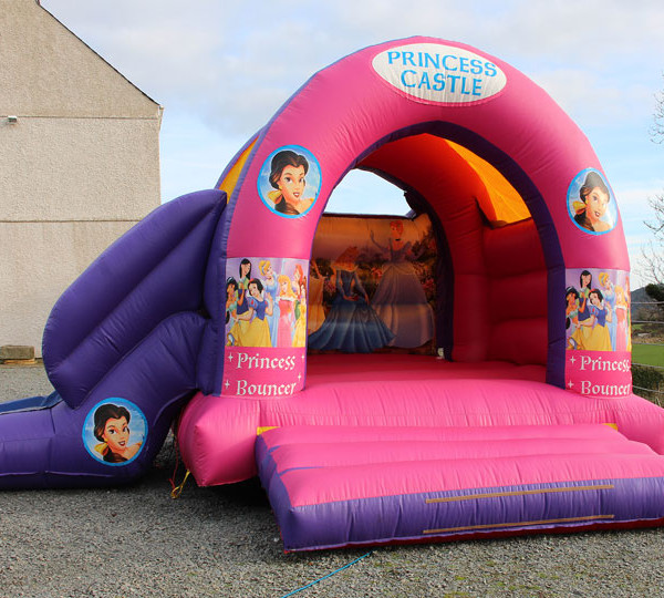 Little Princess Inflatable Package Hire