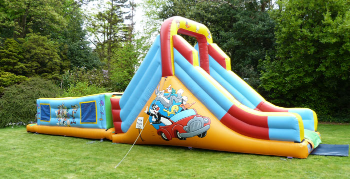 Inflatable Assault Course Hire