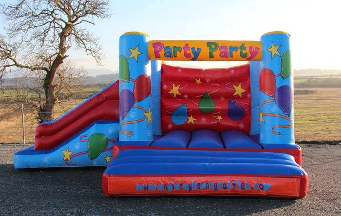 Balloons Bouncy Castle