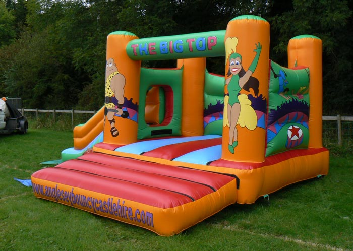 Big Top Bouncy Castle