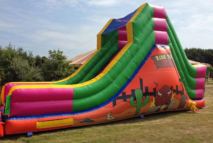 Bull Slide