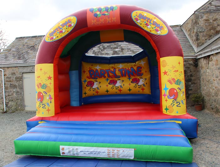 Celebration Bouncy Castle