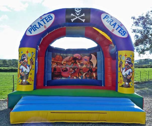 Pirate Cove Bouncy Castle