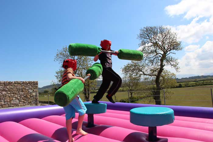 Duel 2 Inflatable Game