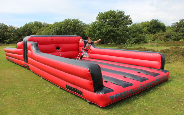 The Equalizer Bungee Inflatable