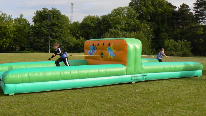 Eliminator Bungee Inflatable Game