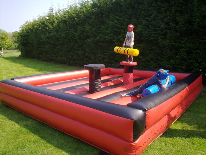 Gladiator Duel Inflatable Game