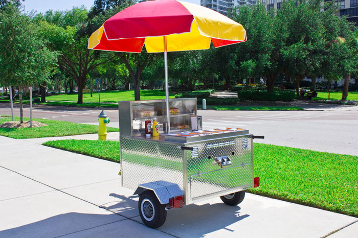 Hot Dog Machine Hire