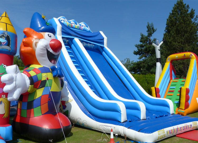 Inflatazone Bouncy Hire