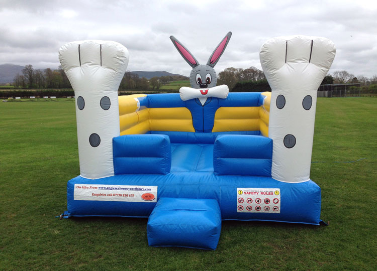 Bugs Bunny Bouncy Castle