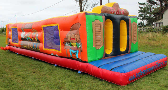 Saloon Assault Course