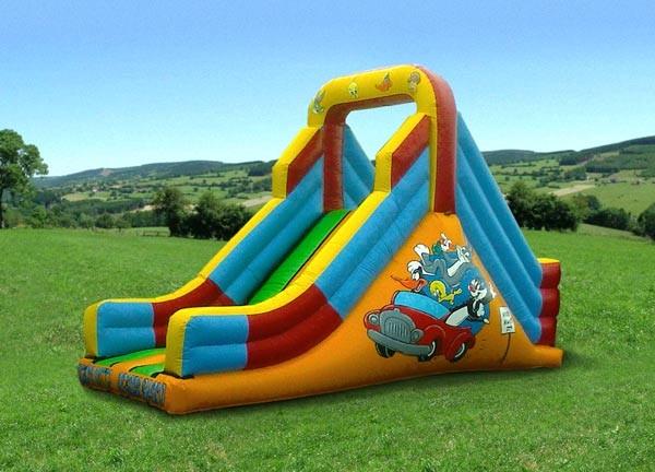 Loony Toons Slide