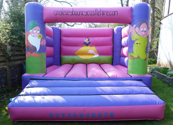 Snow White Bouncy Castle