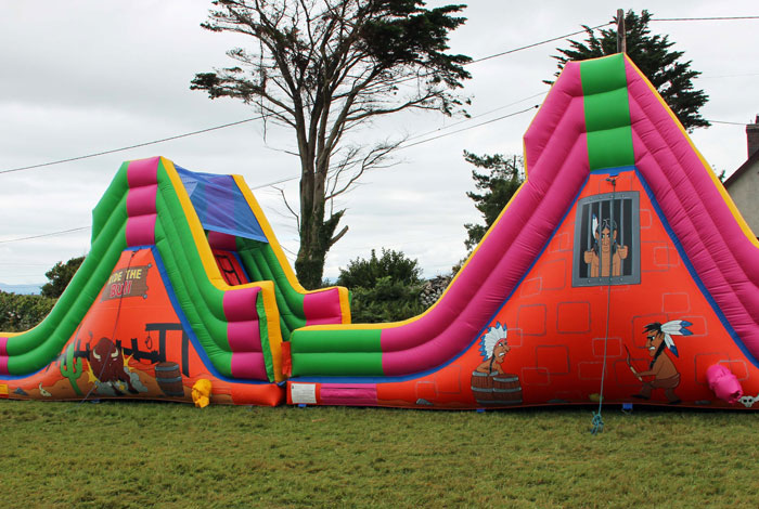 Western Inflatable Package