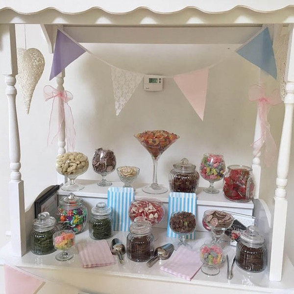 Sweet cart Hire anglesey, sweet cart hire North Wales