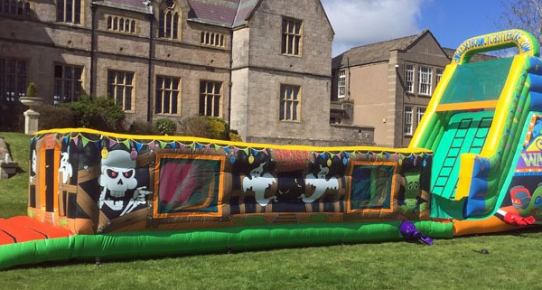 Anglesey Bouncy castles