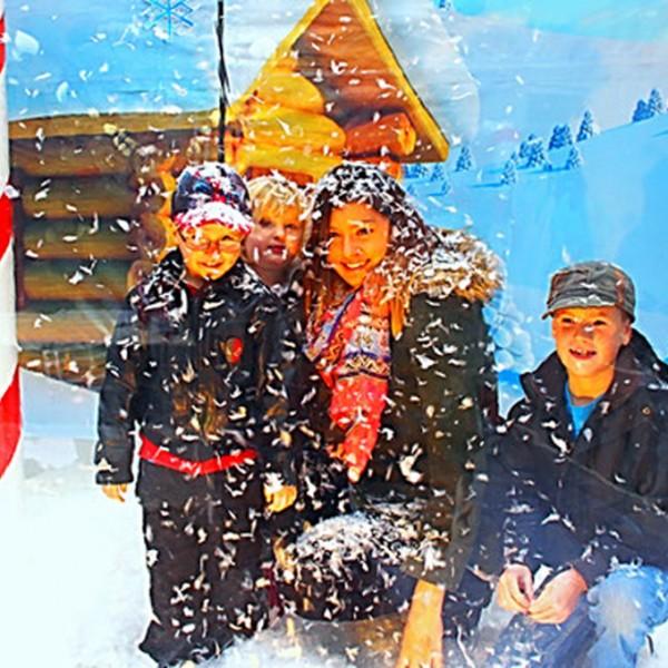 Snow globe 4