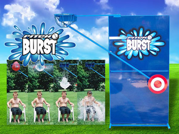 Pitch Burst, Dunk Tank