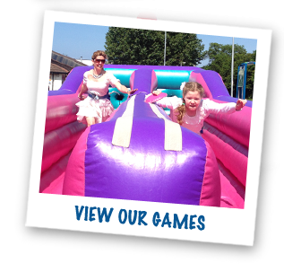 Inflatable Games for Hire